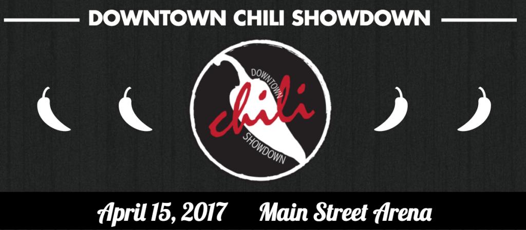 downtown chili showdown advertisement