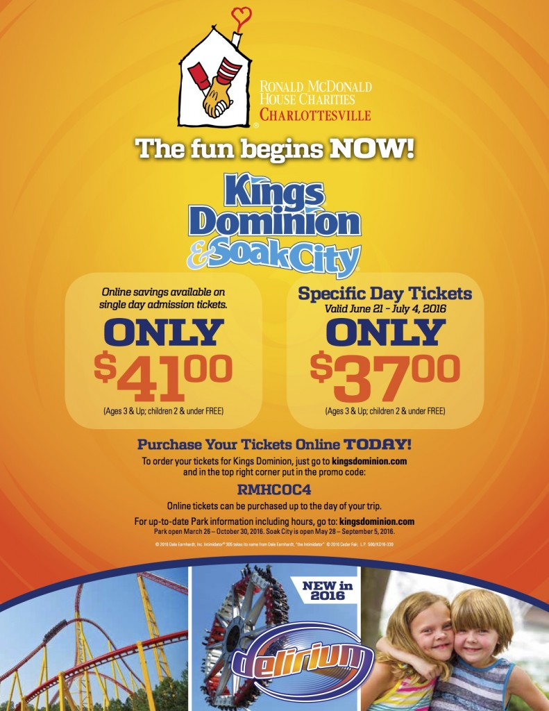 "How to use a Kings Dominion Coupon Code? It's never a complex progress to redeem a Kings Dominion coupon code online, if you do it following the tips below: Select one of the latest and valid coupons from the Kings Dominion page at HotDeals, and then click ""Get Code"" to reveal the code ."
