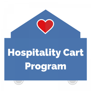 hospitality cart program logo