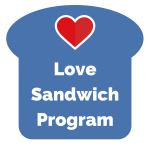 love sandwich program logo